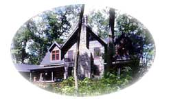 Timberwright Log Home - Saddle Notching, planed interior, hewn exterior.