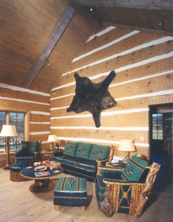 Timberlake Log Home System