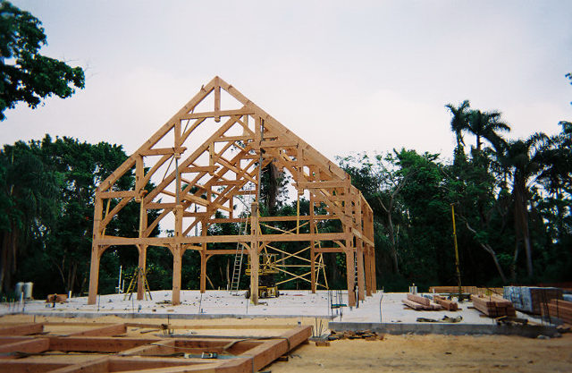 Hearthstone Log And Timber Frame Homes Timber Frame Project