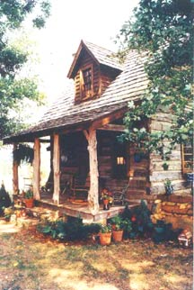 Hearthstone Log and Timber Frame Homes - Guesthouse