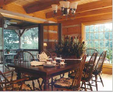 Hearthstone Log And Timber Frame Homes Timberwright Log