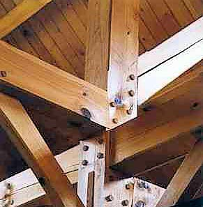 Mortise and Tenon Joinery - The Traditional Timber Frame!